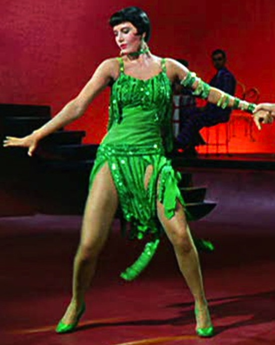 Singing in the rain cyd charisse