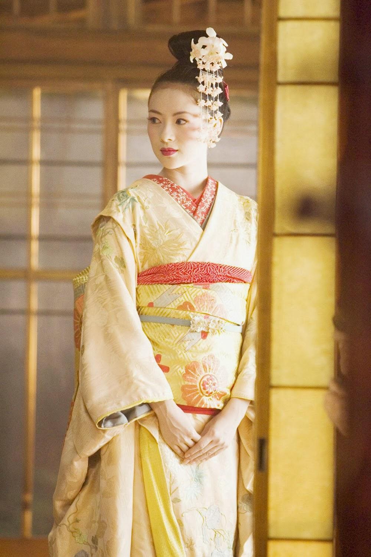 Zhang Ziyi Memoirs of a Geisha Dance Ziyi Zhang in Memoirs of a
