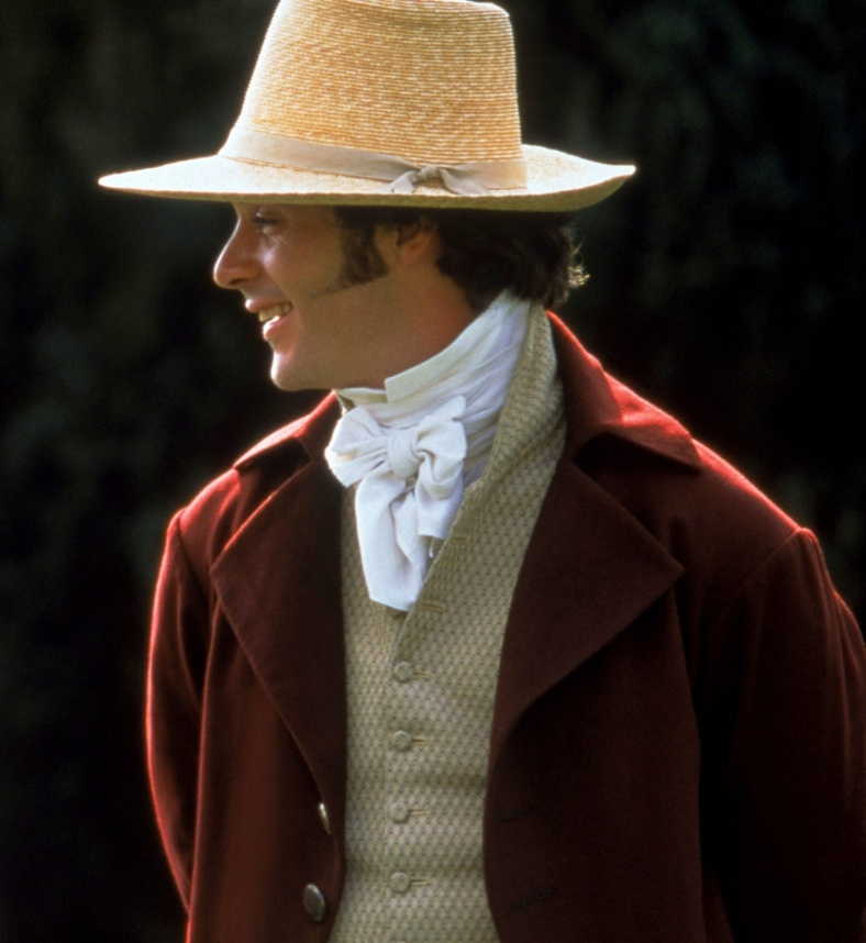 1995 - Sense and Sensibility - Movie Set