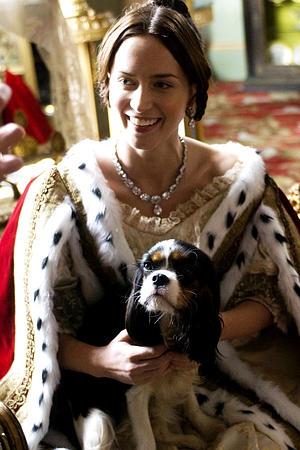 Ο Tori της βασίλισσας..