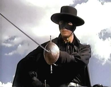the portrayal of zorro in the 1998 movie the mask of zorro Zorro - an extensive list of zorro products:  image retelling the story of the mask of zorro with antonio  again in the sequel to the 1998 movie,.